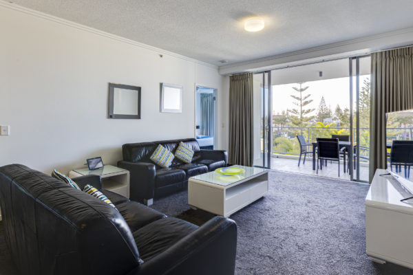 2 Bedroom Family Apartments Broadbeach Ocean Pacific Resort